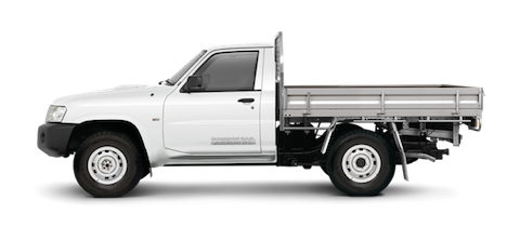 Patrol Cab Chassis